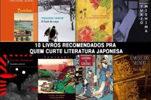 Livros Para Quem Curte Literatura Japonesa