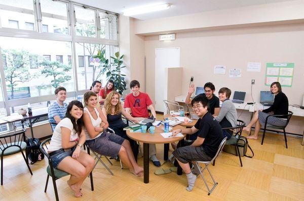 aulas de japonês em Tóquio