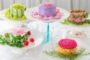 Salad Cake, uma forma divertida e criativa de comer salada