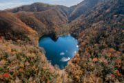 TOYONI LAKE, HOKKAIDO