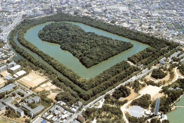 Túmulos Megalíticos no Japão