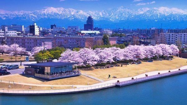 Toyama Kansui Park