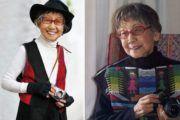 Conheça a primeira fotojornalista do Japão, que aos 102 anos continua na ativa
