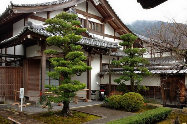 Casa tradicional japonesa curiosidades do jap o for Fachada tradicional