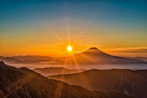 Guia para quem deseja escalar o monte fuji