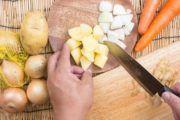 Técnicas Japonesas para cortar vegetais