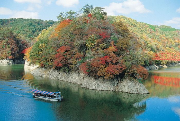 Taishaku Valley, Hiroshima