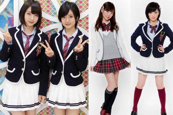 Uniformes escolares japoneses fashion