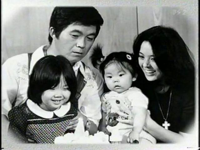 Kyu Sakamoto family
