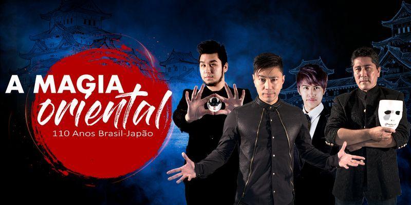 A magia oriental