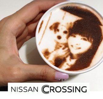 NISSAN CROSSING CAFÉ