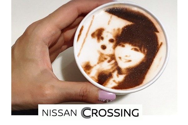 NISSAN CROSSING CAFÉ