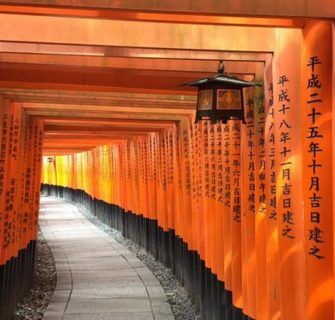 Santuário Fushimi Inari 1