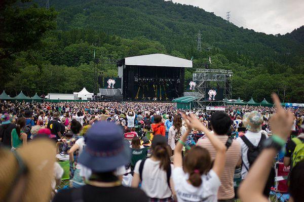 Festivais de Música no Japão