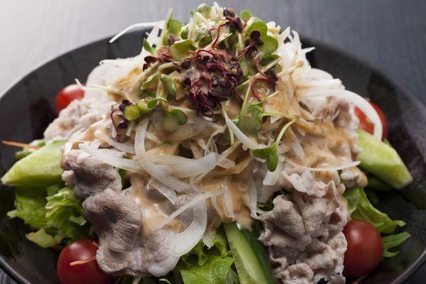 Pratos típicos do verão japonês - Rei-shabu
