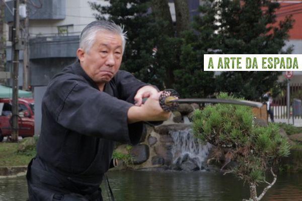 Conheça um nipo-brasileiro descendente de samurais