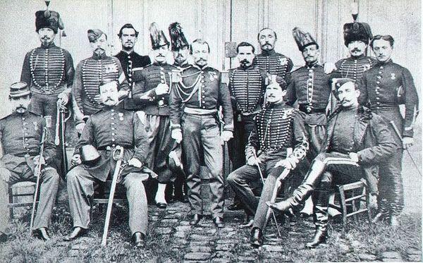 Jules Brunet missão militar francesa