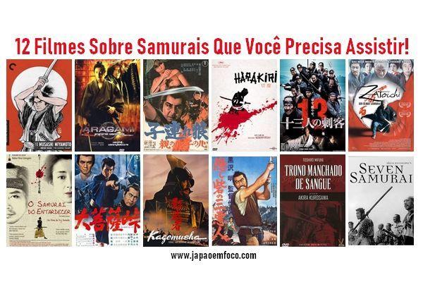 12 filmes sobre samurais para você assistir