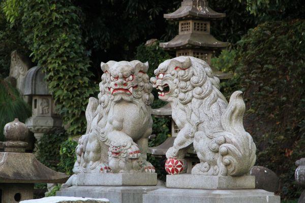 Shisa, o guardião de Okinawa