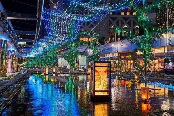 Crystal Avenue, Tokyo Dome