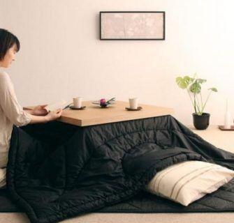 Curiosidades sobre o Kotatsu, mesa aquecida no Japão