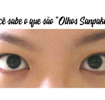 Olhos Sanpaku