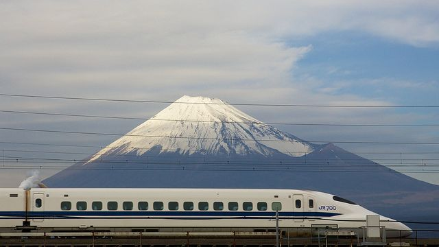 Shinkansen no Japão