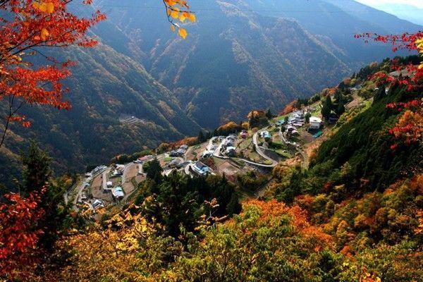Shimoguri no Sato em Nagano