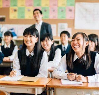 regras das escolas japonesas