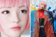 Conheça a modelo virtual japonesa que está fazendo sucesso no Instagram e Twitter