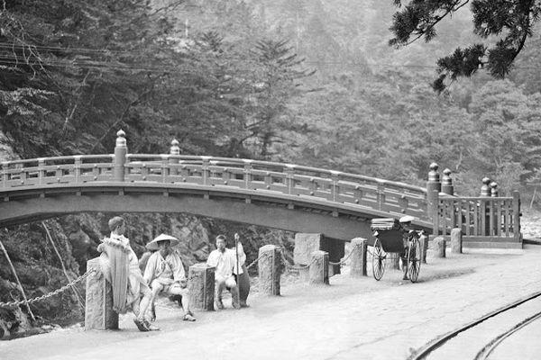 Fotografias raras mostram a vida cotidiana dos japoneses 100 anos atrás