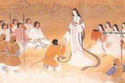 Kojiki, livro da história e mitologia do Japão