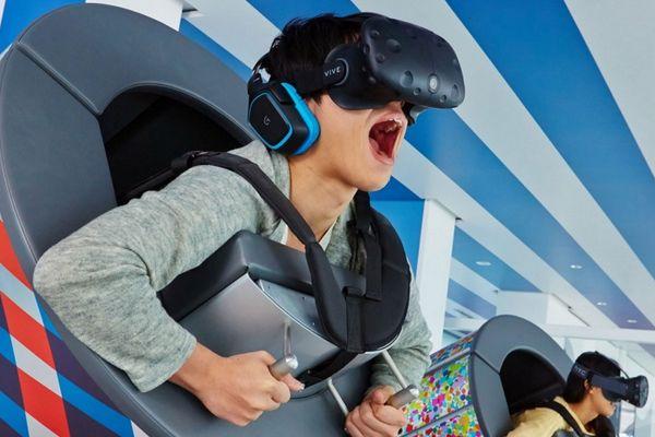 Onde experimentar Realidade Virtual (VR) em Tóquio