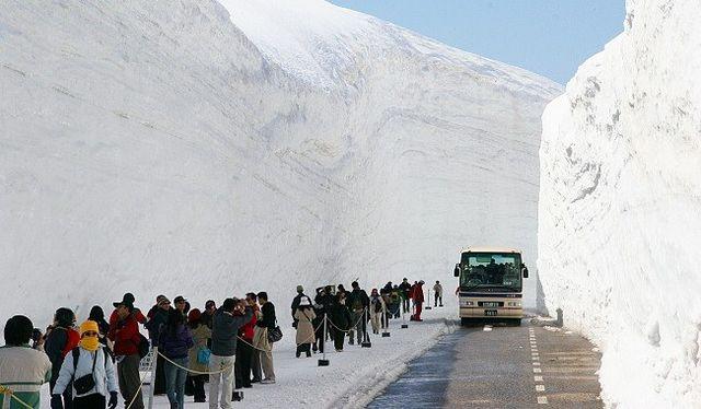 Murodo, Tateyama Kurobe Alpine Route