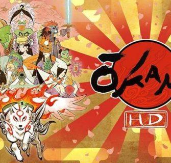 Games que te dão aula sobre cultura japonesa - Okami (Multi-plataforma)