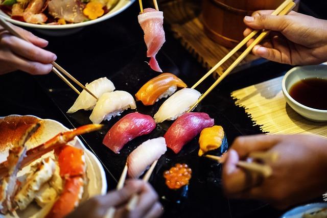 Como Fazer um Jantar Japonês para Amigos?