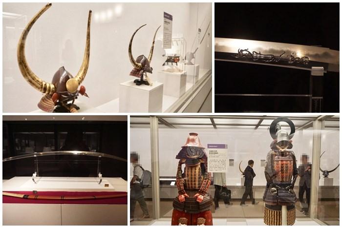 Exposição - Como as armaduras samurai evoluíram com o tempo