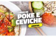 Curso de Poke e Ceviche em São Paulo