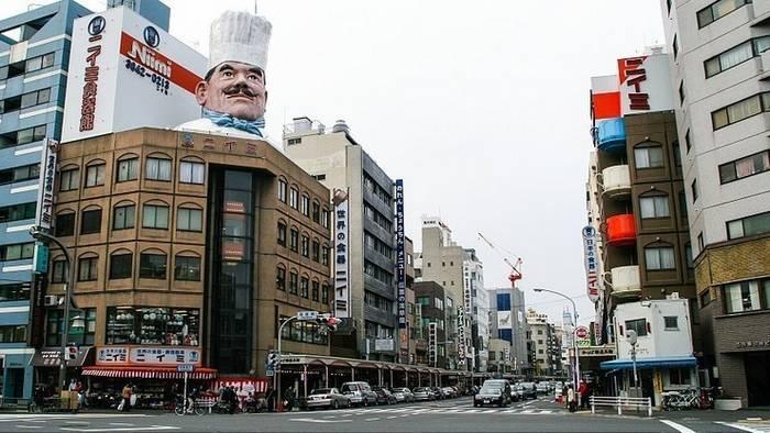 Kappabashi Street (japan-guide.com)
